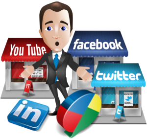 we manage your twitter nd facebook